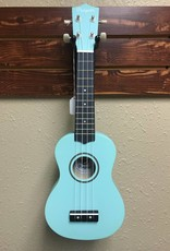 Amahi Penguin Light Blue Soprano Ukulele