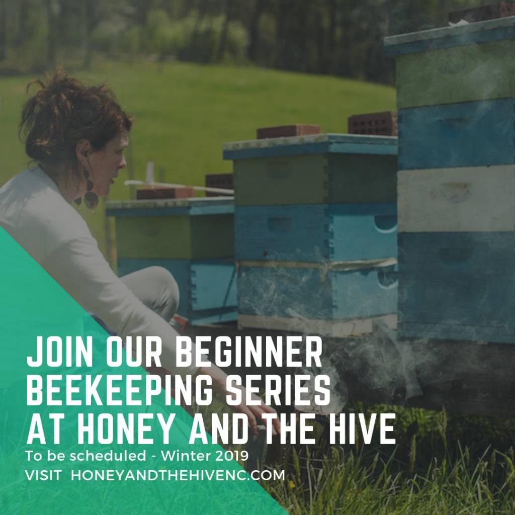 Beginner Beekeeping Class - Couples