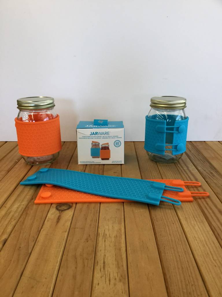 Mason Jar with Sleeve
