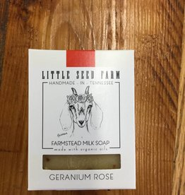 Geranium Rose Soap Bar