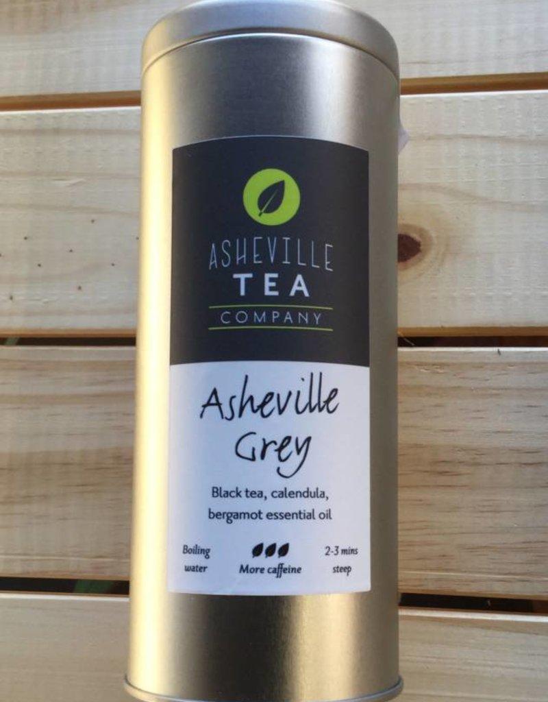 Asheville Tea Company Tea Bag Tin Asheville Grey