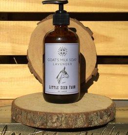 Lavender Liquid Goat's Milk Soap