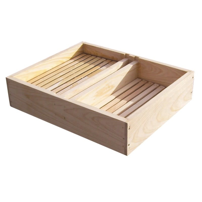 8-Frame Wooden Top Feeder