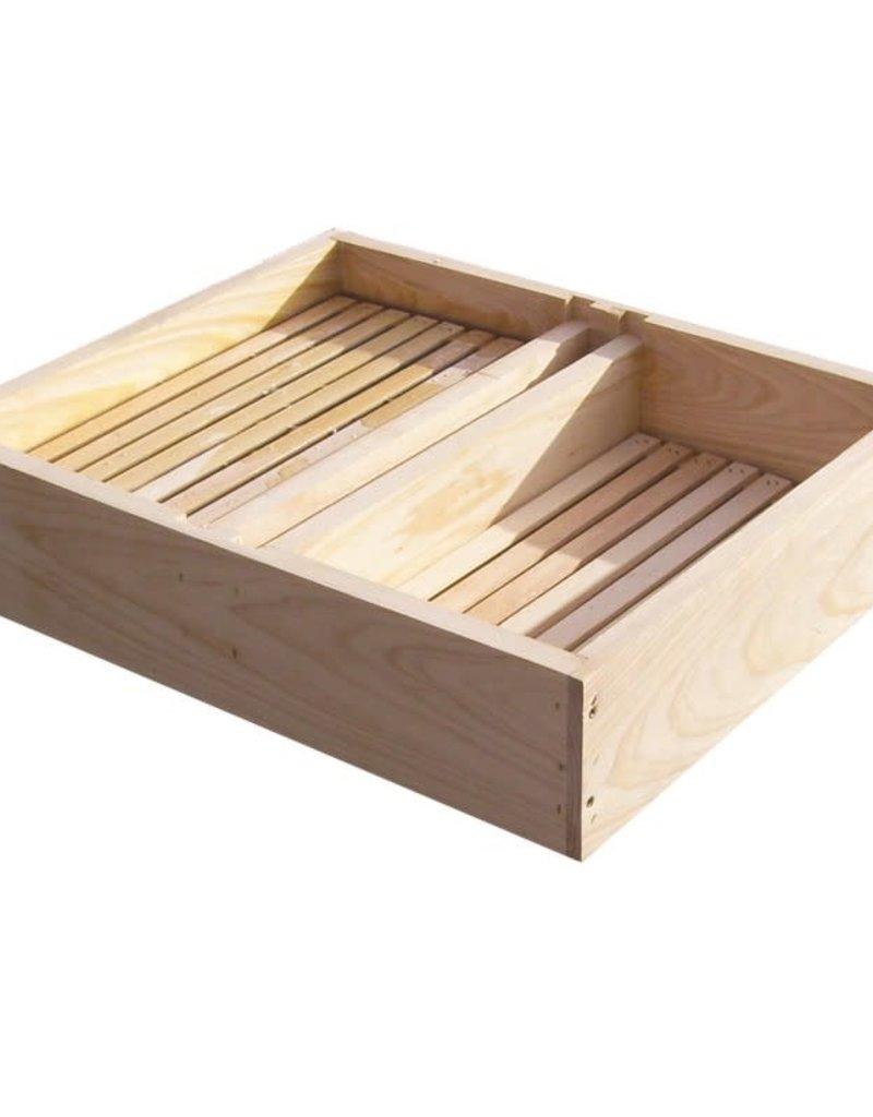 8-Frame Wooden Top Feeder