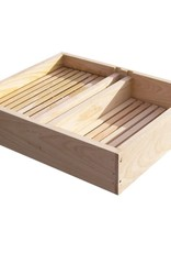 10-Frame Wooden Top Feeder