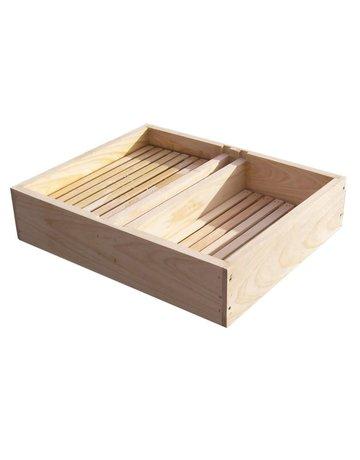 10-Frame Wooden Top Feeder