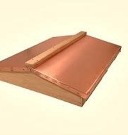 10-Frame English Copper Top