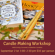Fall Candle Making Workshop
