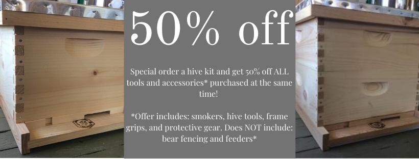 50% off tools