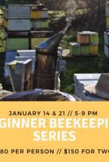 January 2020 Beginner Beekeeping Class - Couples