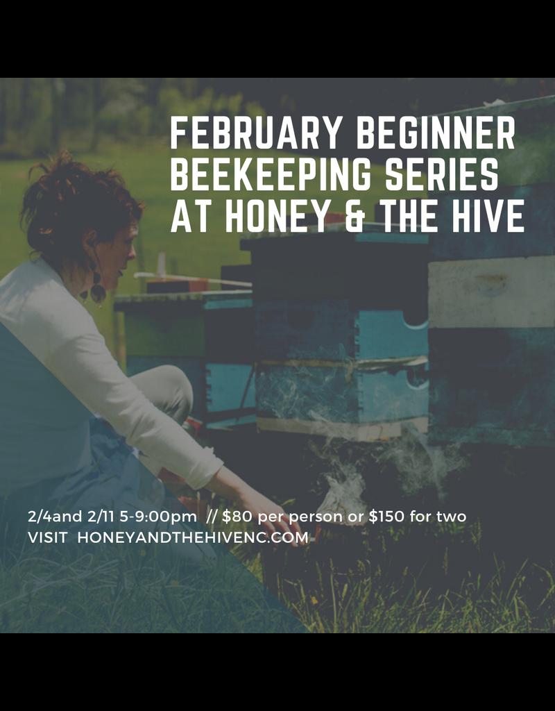 February Beginner Beekeeping Class