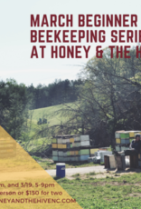 March Beginner Beekeeping Class