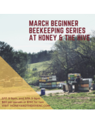 March Beginner Beekeeping Class - Couples