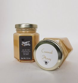 Honey & the Hive Creamed Honey