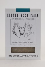 Little Seed Farm Mini Goat Milk Soap