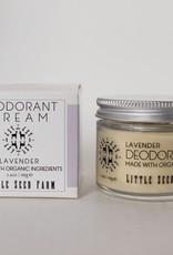 Goat Milk Deodorant Cream
