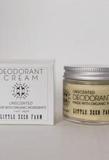 Little Seed Farm Goat Milk Deodorant Cream