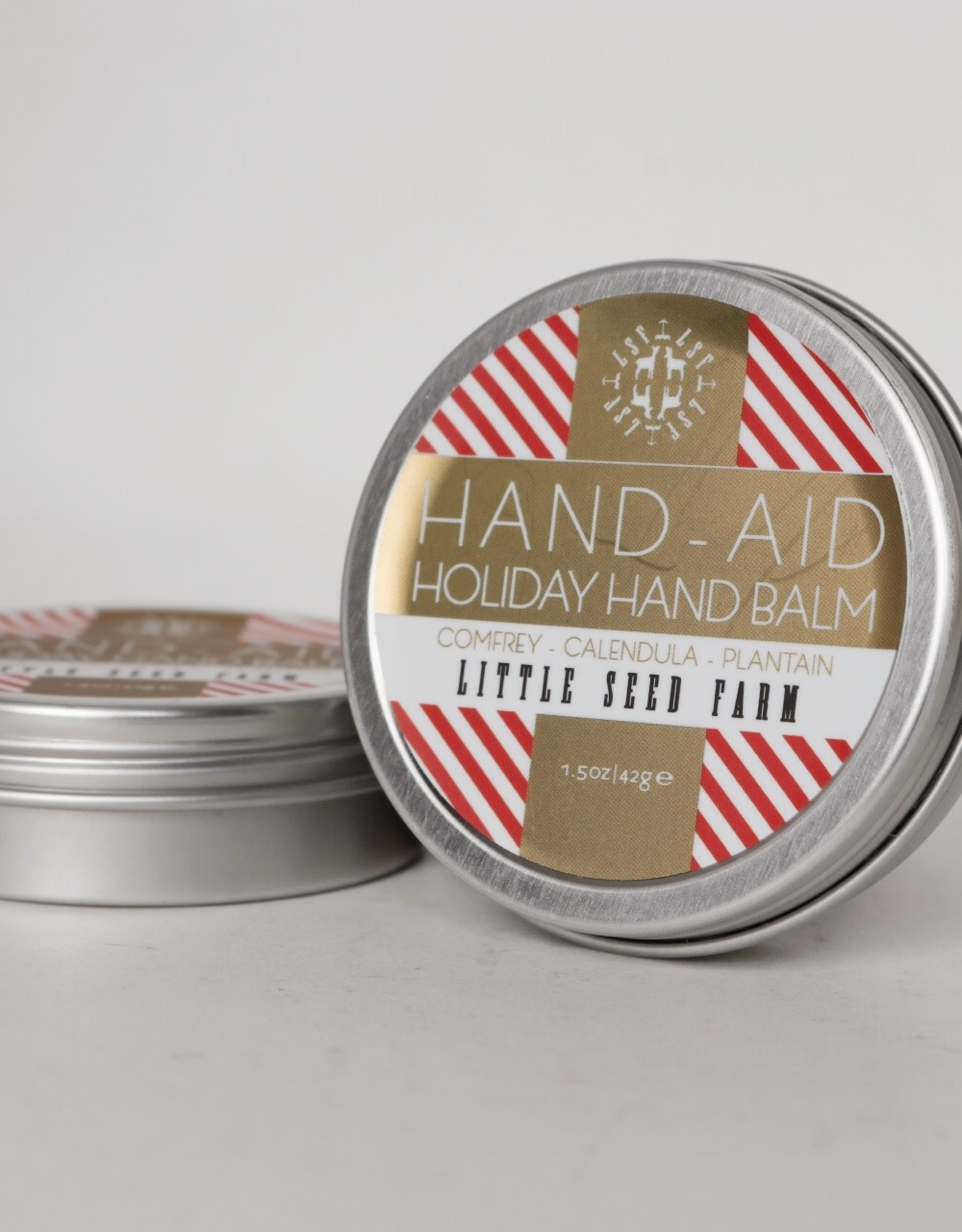 Holiday Hand Aid