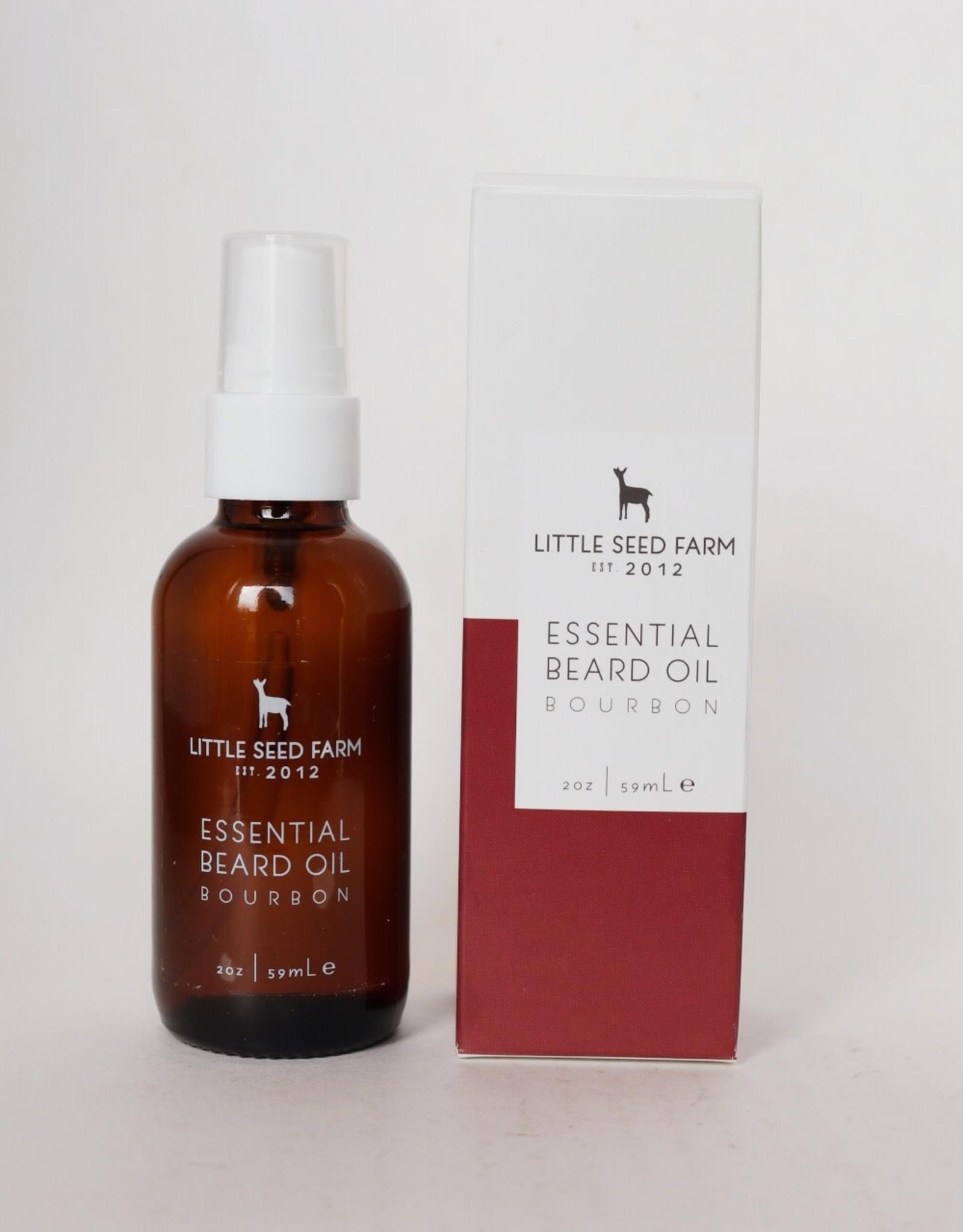 Bourbon Beard Oil