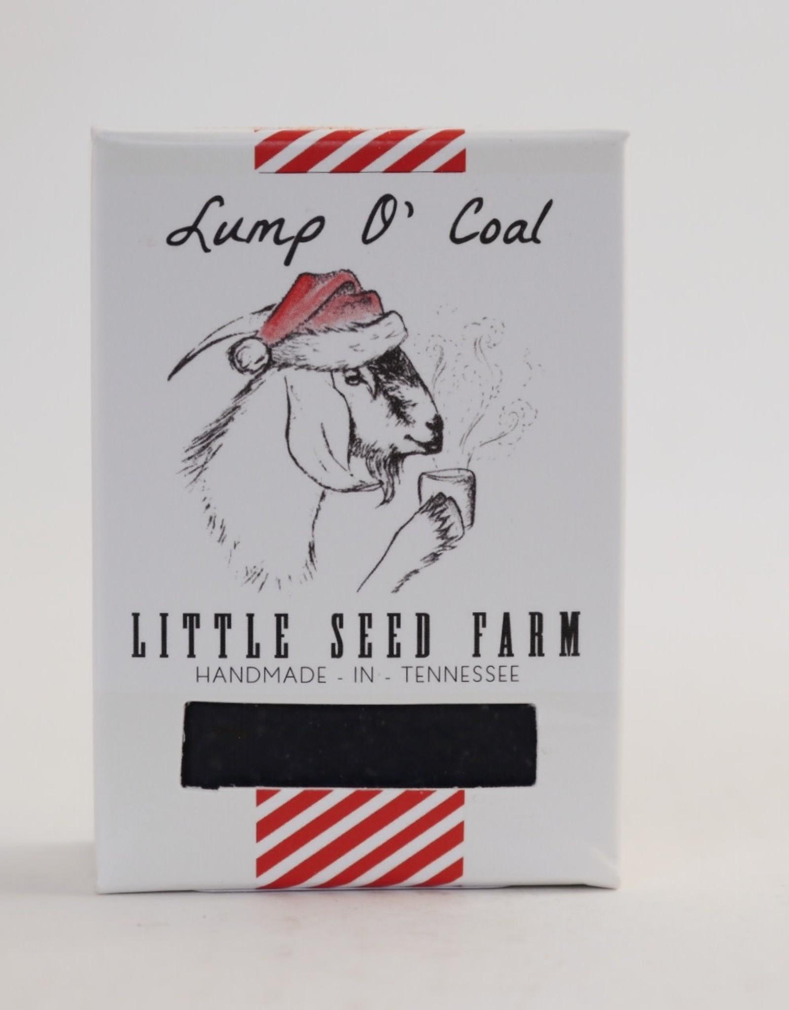 Lump O' Coal Soap