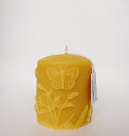 Butterfly Column Candle (South Face)