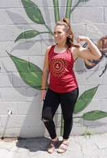 Shanti-Jun Red Tank XL