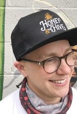 Honey & the Hive Honey & The Hive Flat Bill Hat
