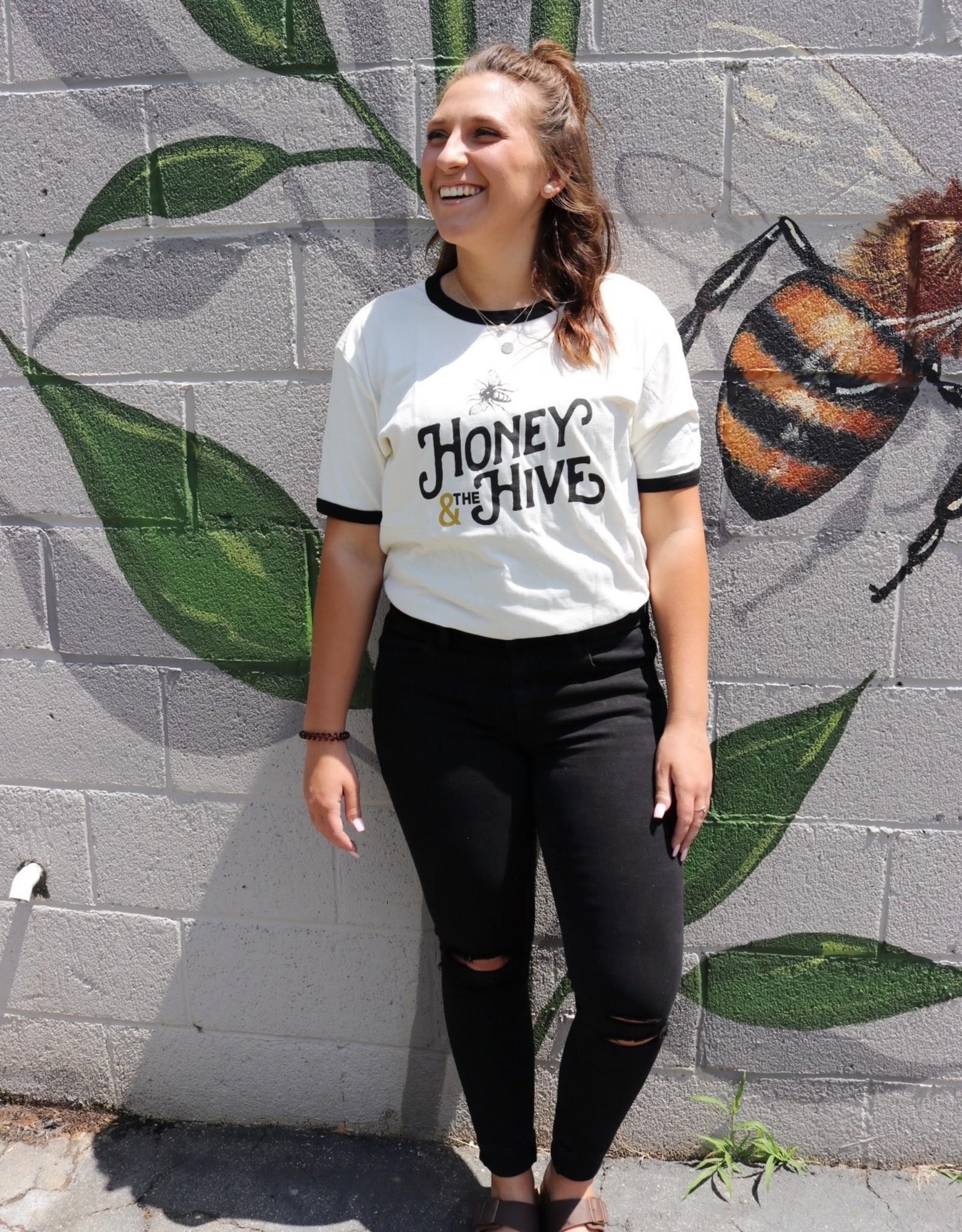 Honey & the Hive Honey & The Hive Ringer Shirts