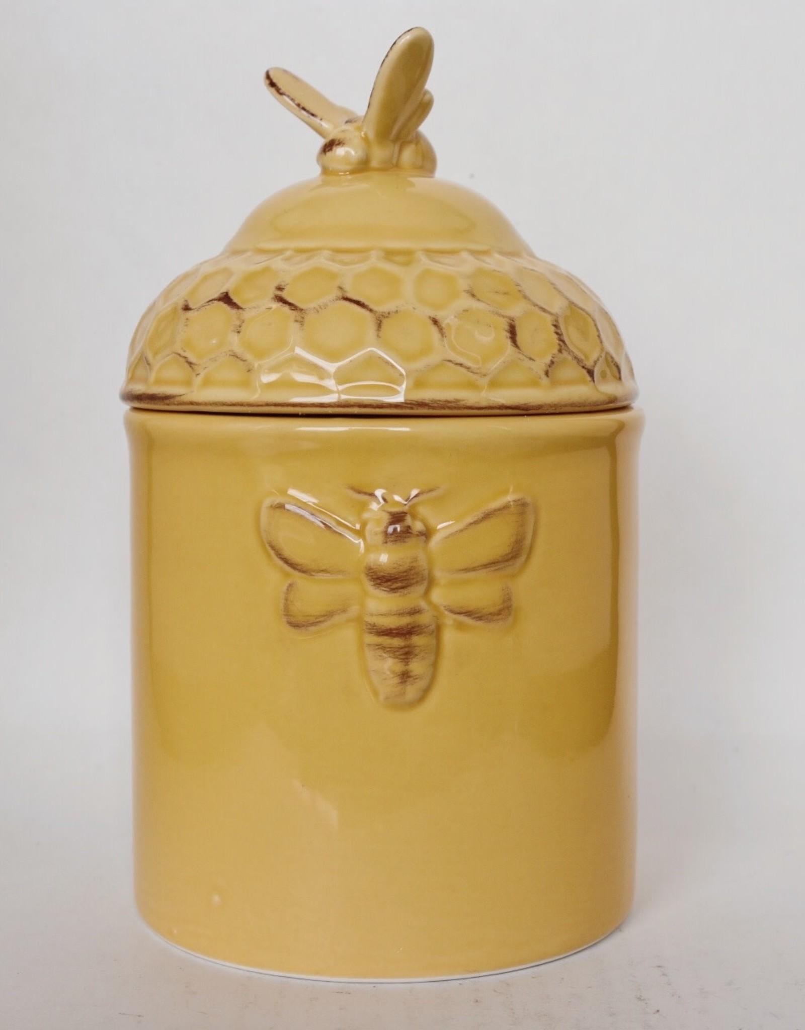 Honeycomb Goody Jar