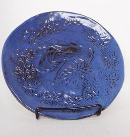 Small Ceramic Bee Plate