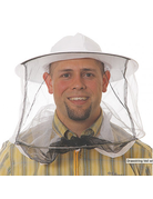 Glory Bee Drawstring Veil w/ attached hat (Economy)