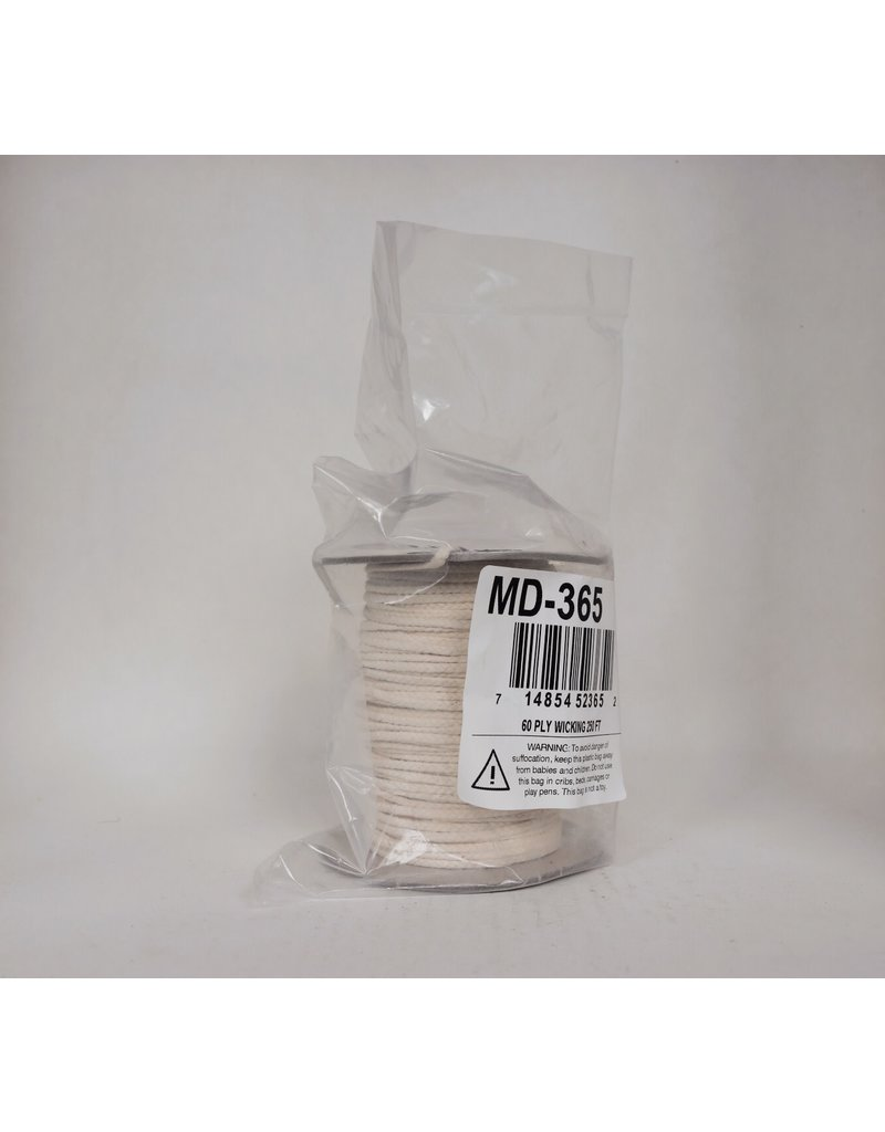 60 ply Roll Cotton Wick