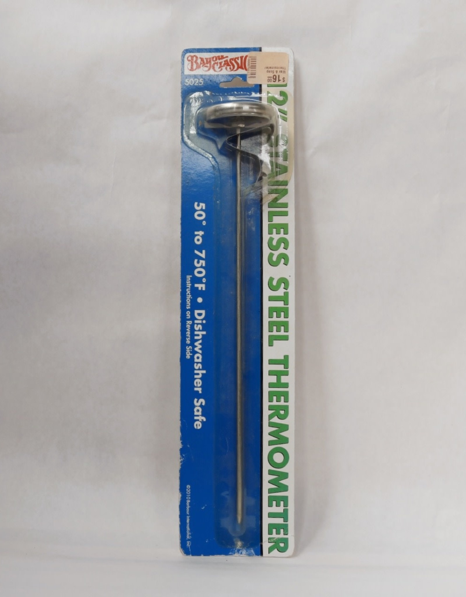Wax & Soap Thermometer