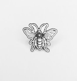 "Honey & the Hive 1"" Bee Logo Pin"
