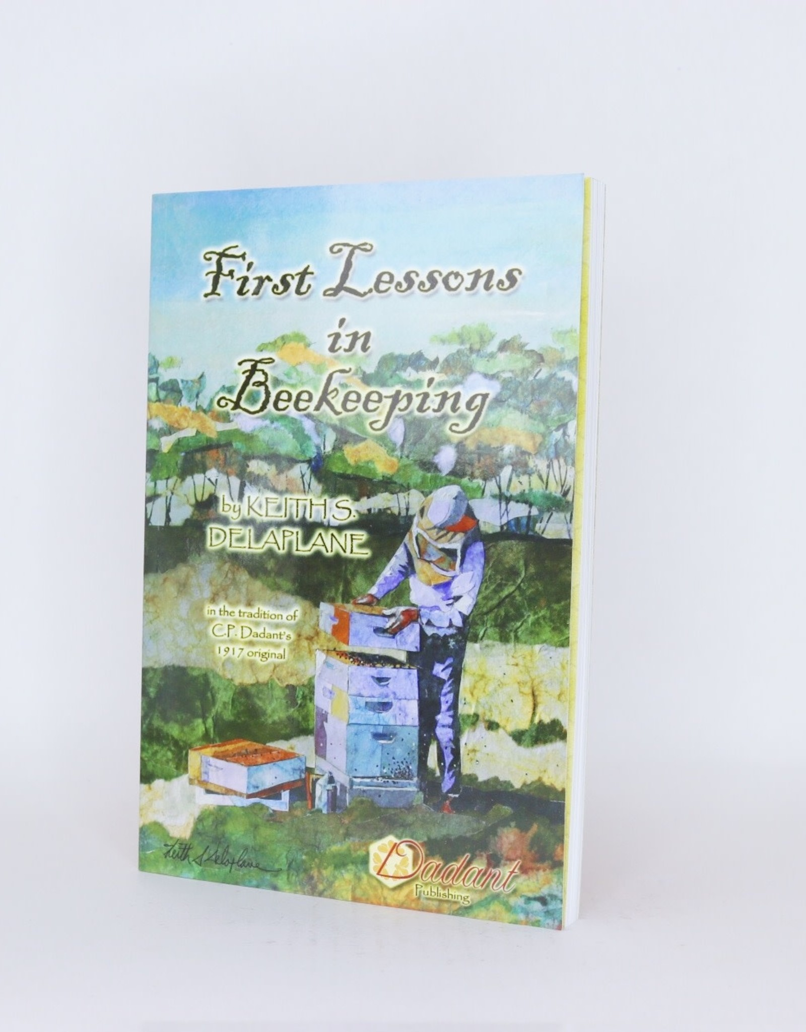 First Lessons in Beekeeping