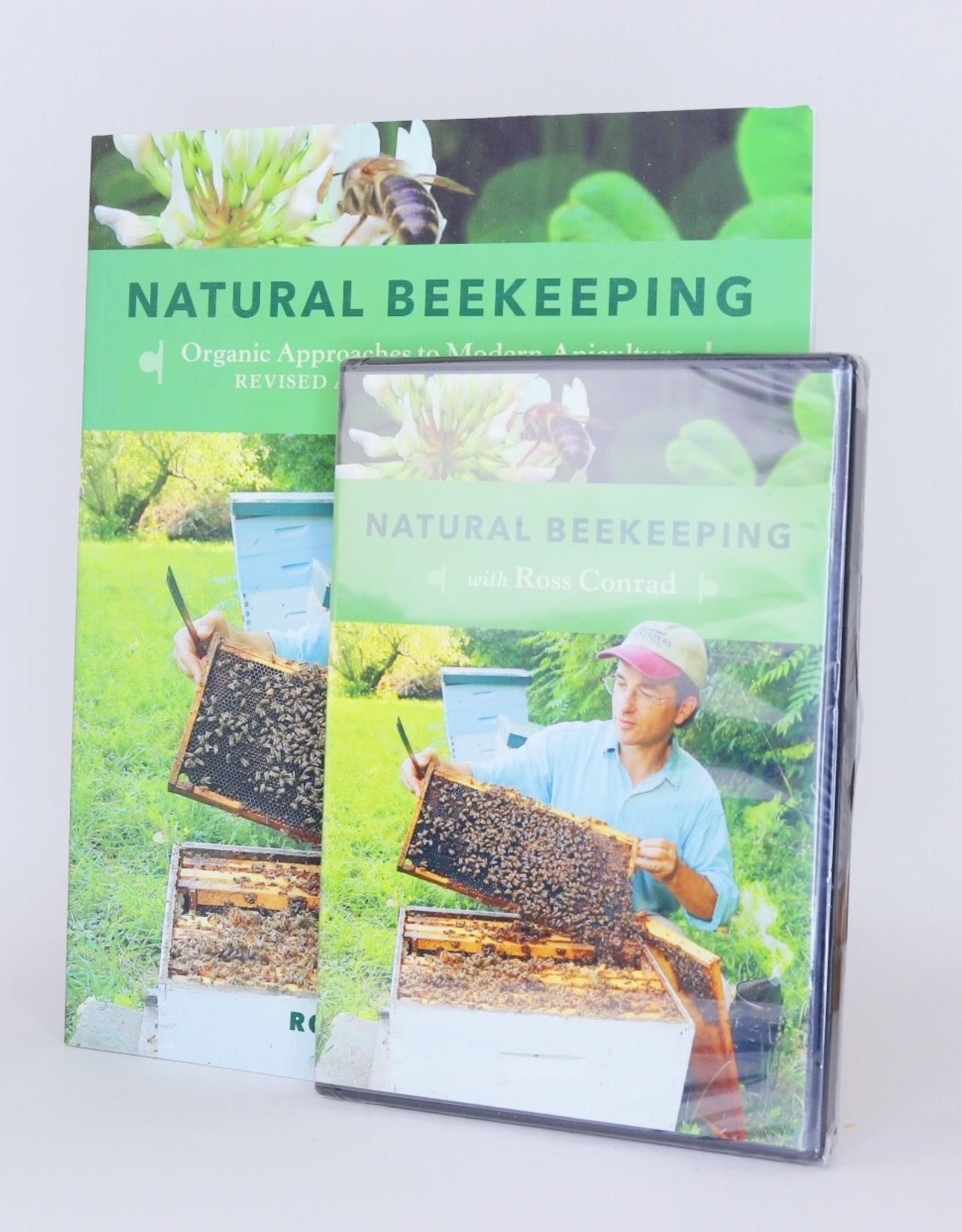 Natural Beekeeping, Book & DVD Set
