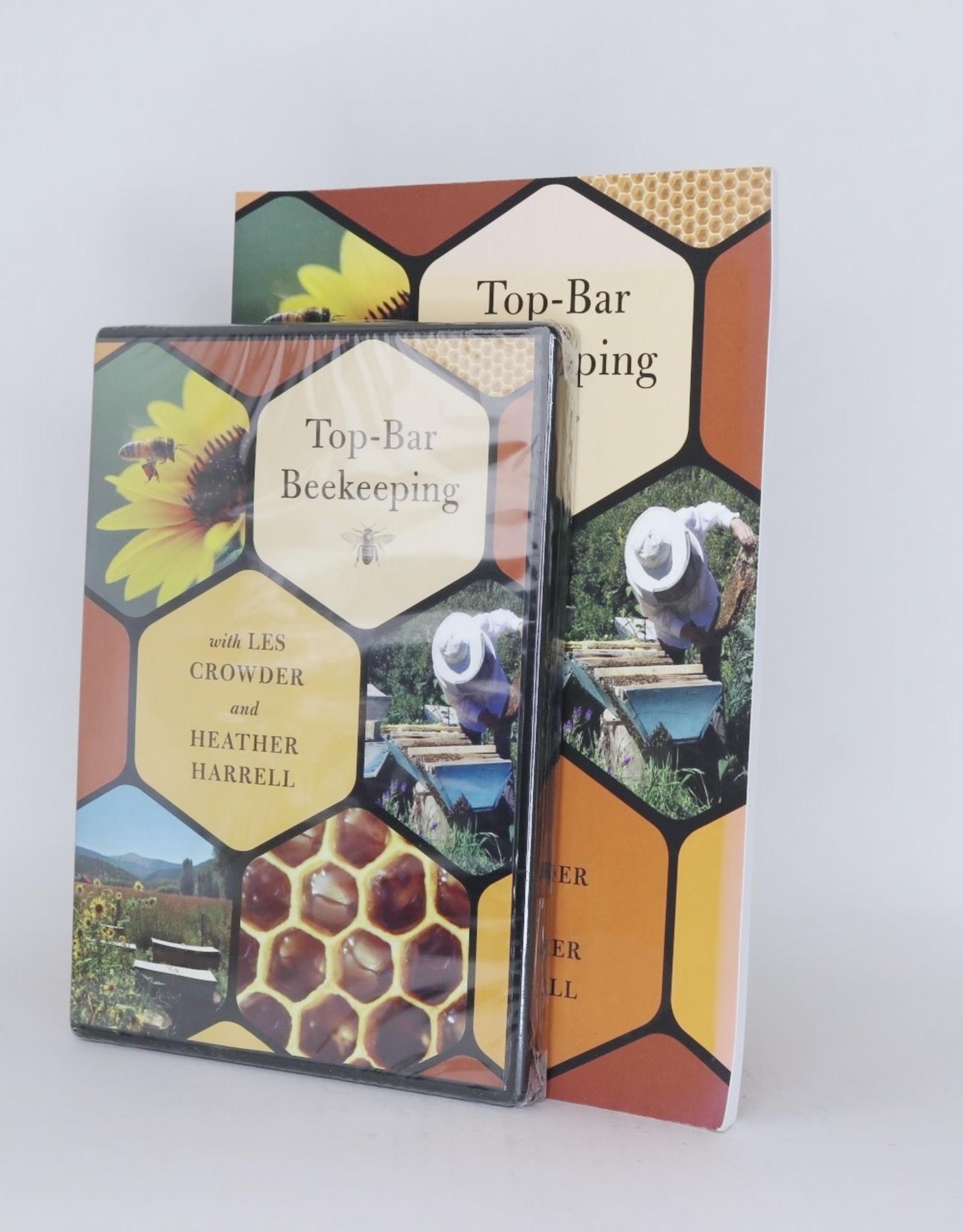 Top-Bar Beekeeping Book & DVD Set