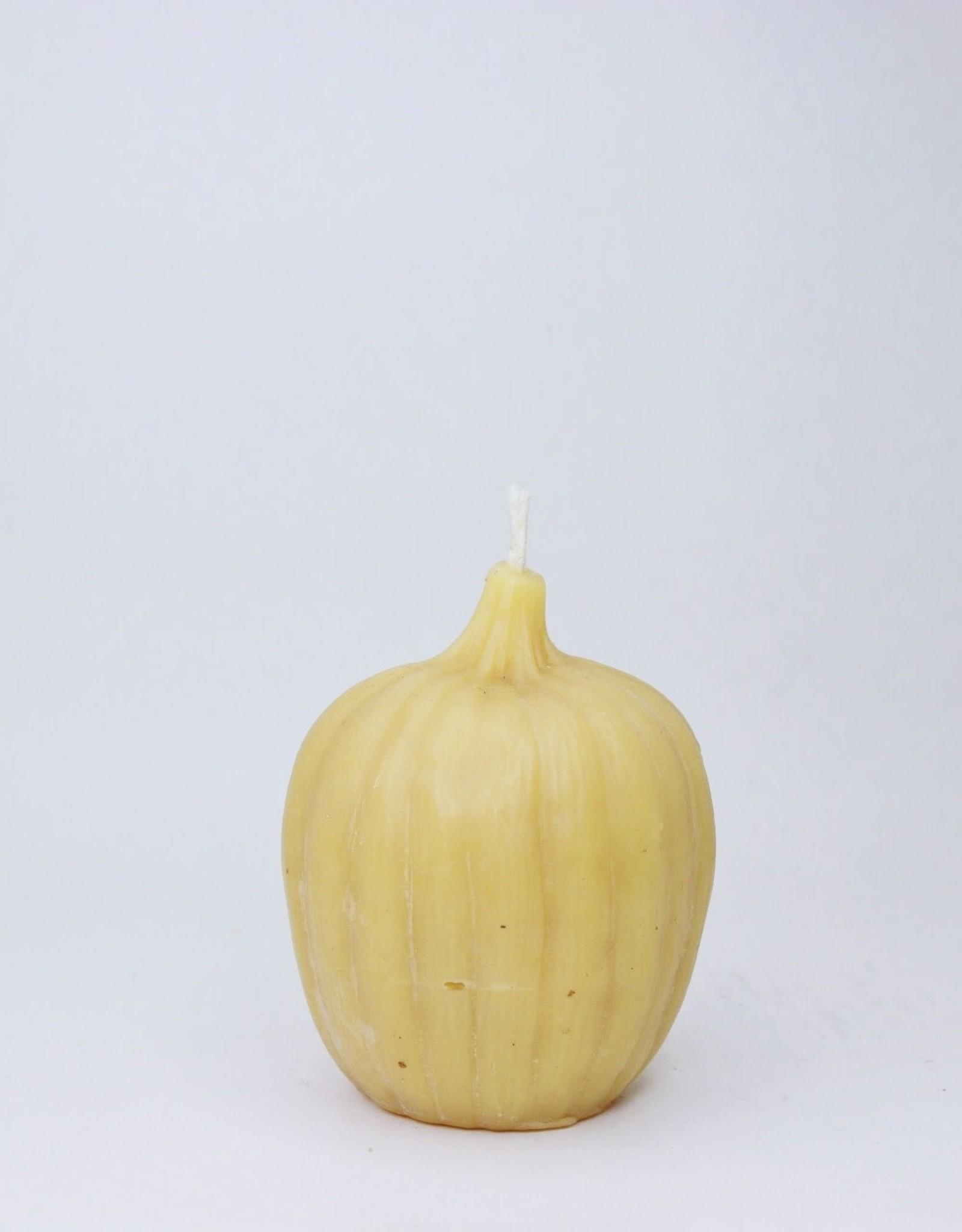 Large Pumpkin Candle