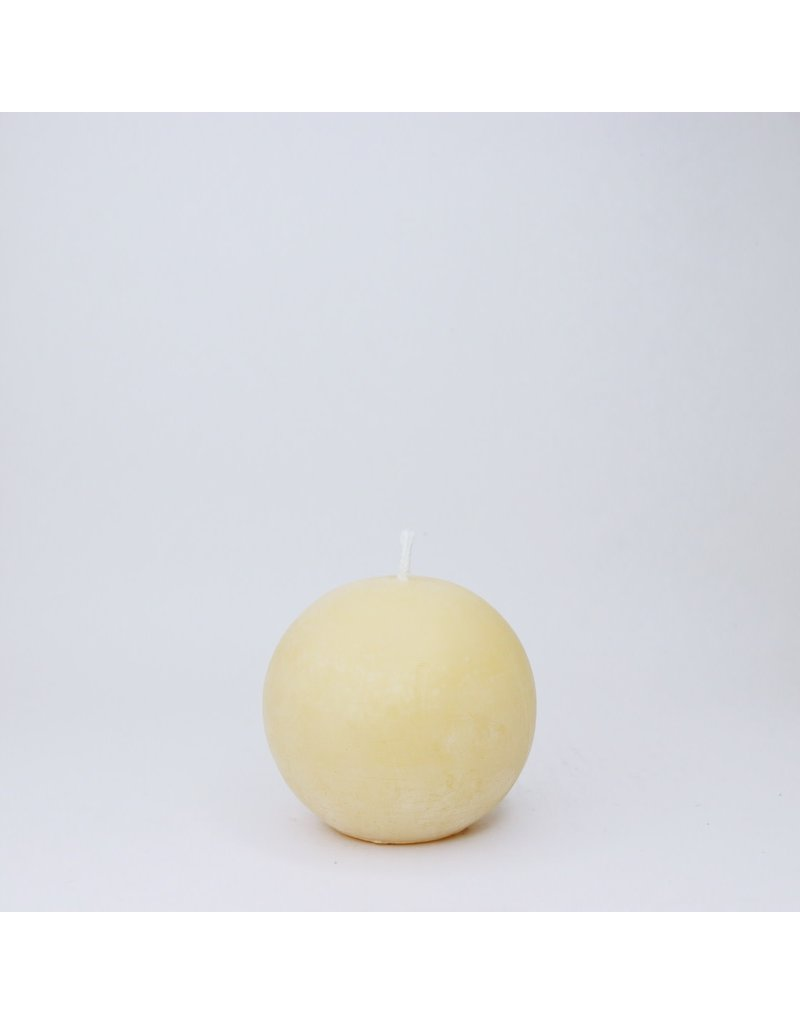 Round Ball Candle 3 in.