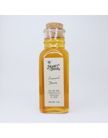 Honey & the Hive Sourwood Honey Muth Jars