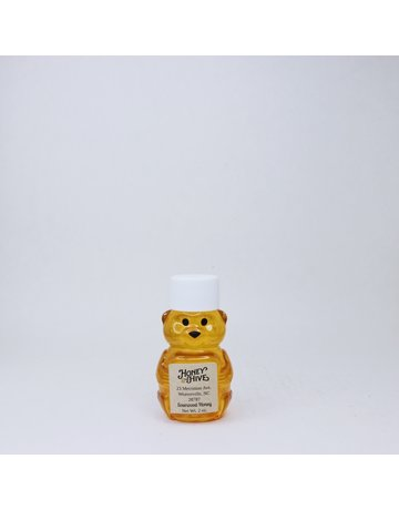 Honey & the Hive *Sourwood Honey Mini Bear, 2 oz.