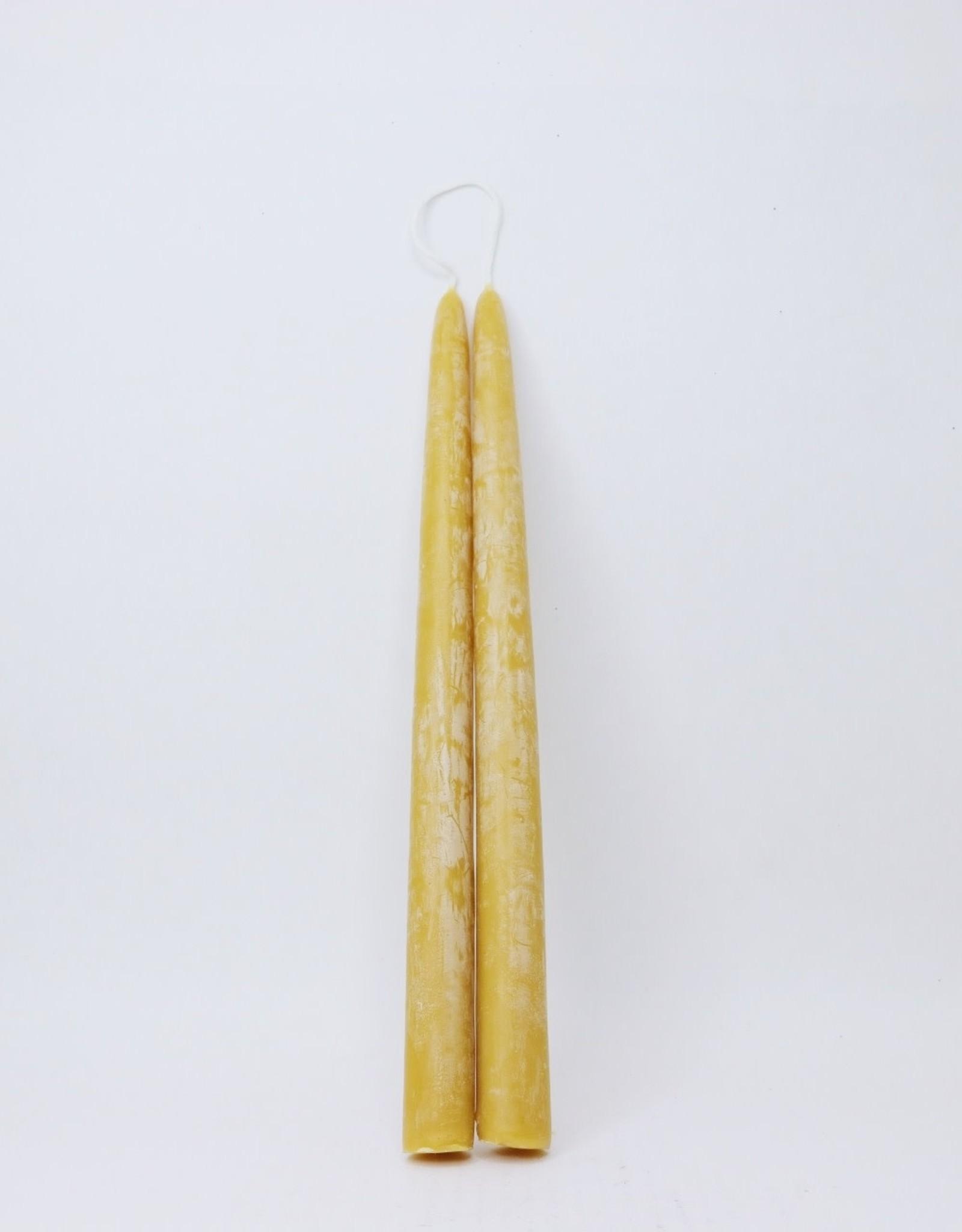 Candle Taper Pair, Natural