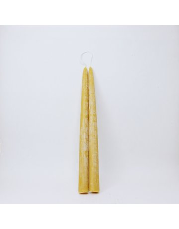 Candle Taper Pair, Natural