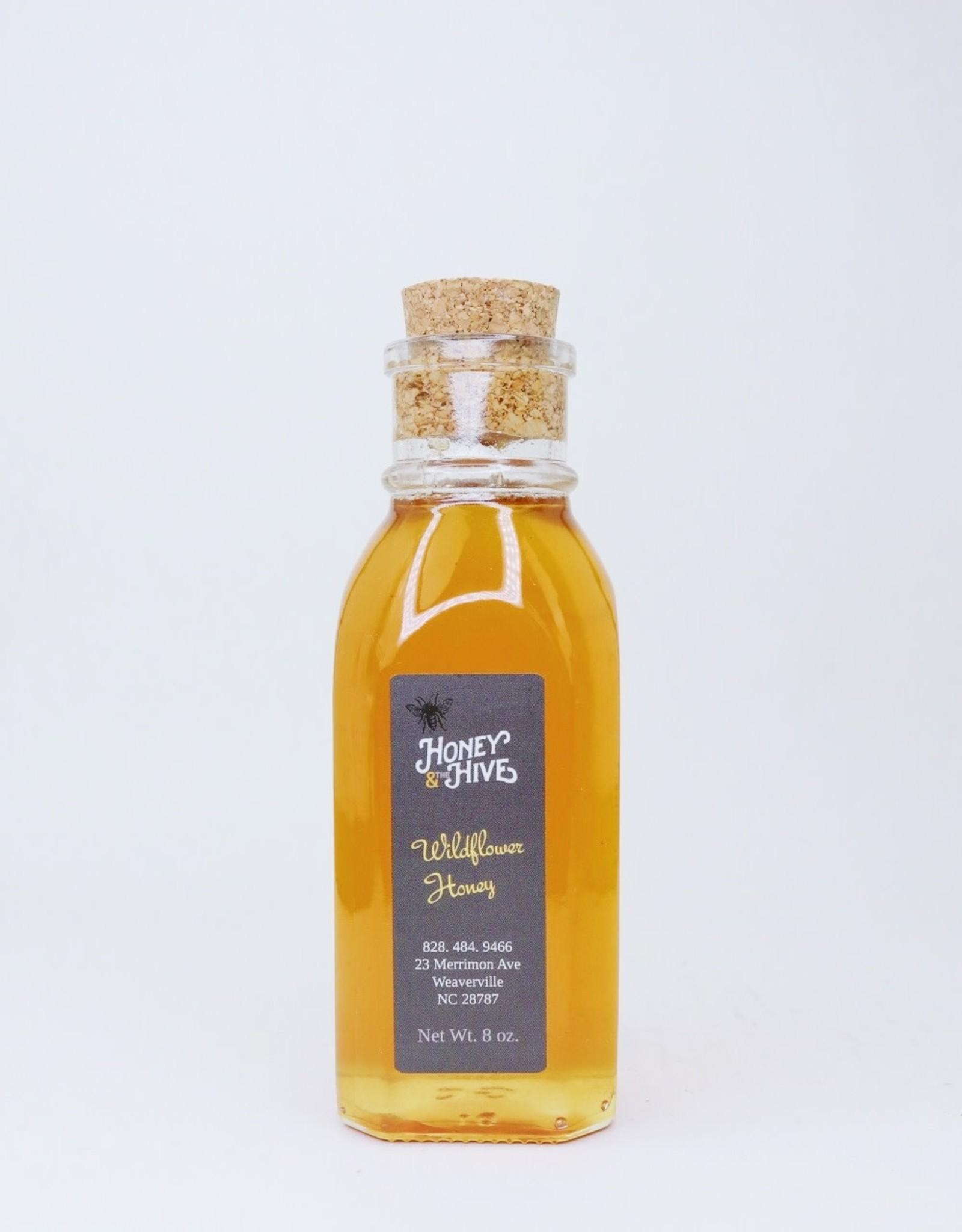 Honey & the Hive Wildflower Honey Muth Jars