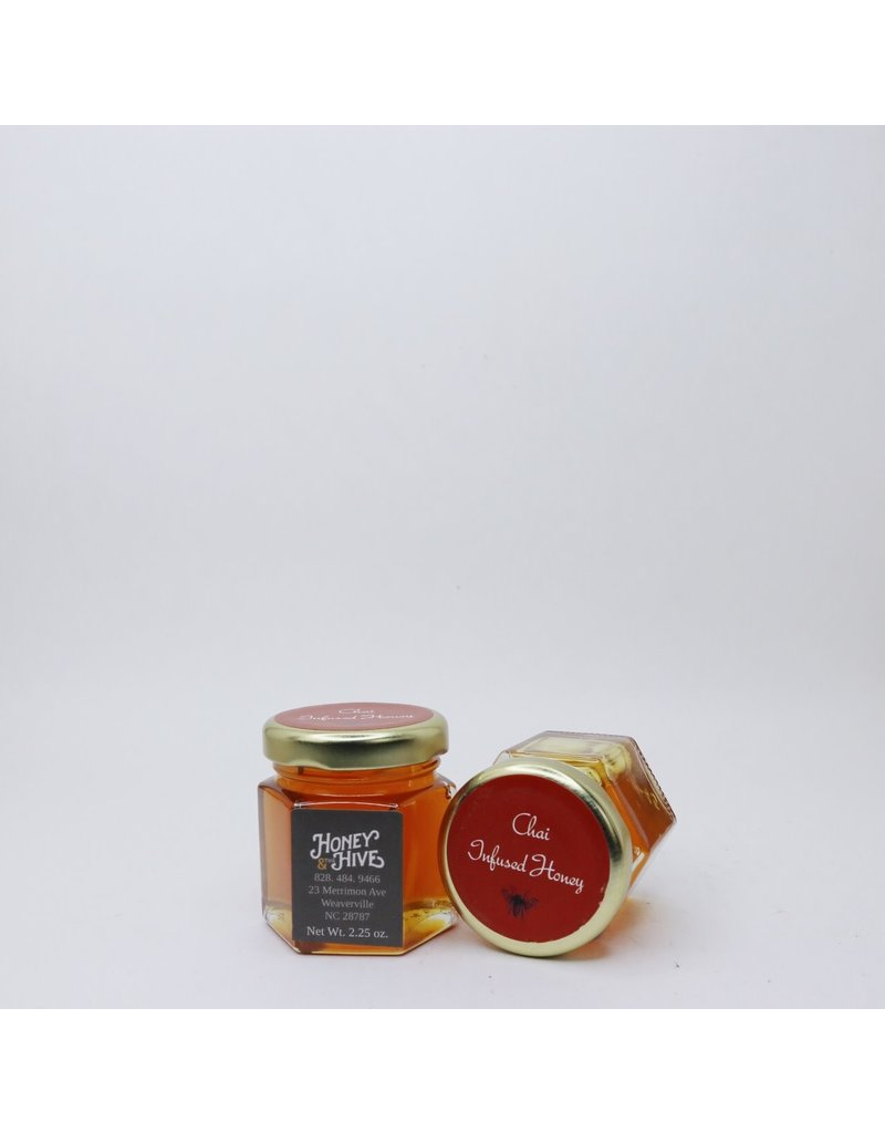 Honey & the Hive Chai Infused Honey