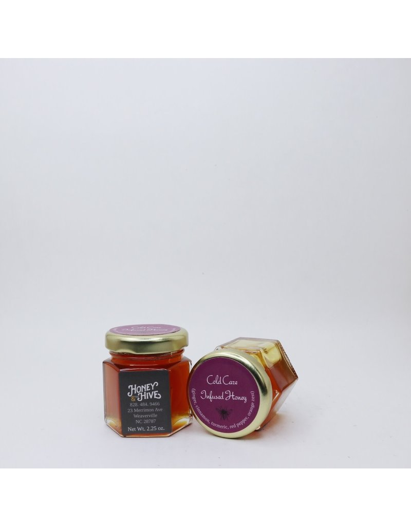 Honey & the Hive Cold Care Infused Honey
