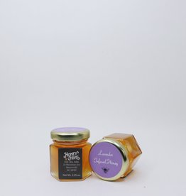 Honey & the Hive Lavender Infused Honey
