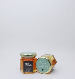 Honey & the Hive Rosemary Infused Honey