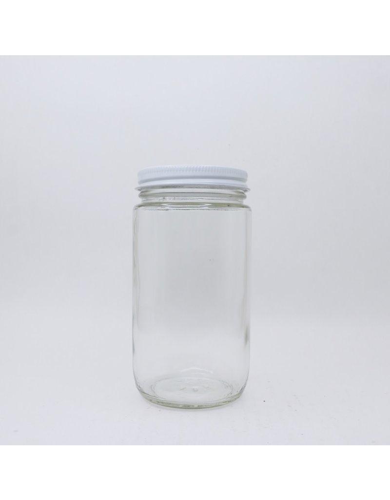 Round 1 lb. Comb Jar (GSI Round), case of 12