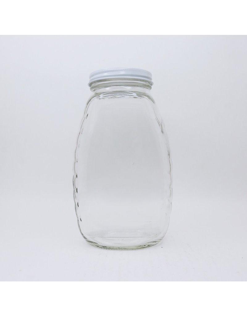2 lb. Classic Queenline Jars, case of 12